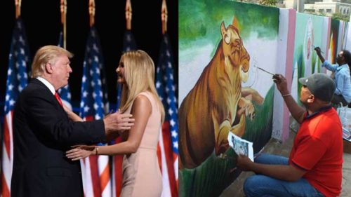 Hyderabad-getting-decked-up-for-US-President-Donald-Trump's-daughter-Ivanka-Trump