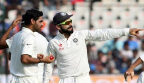 India tried hard to get Sri Lanka all-out: Bhuvneshwar