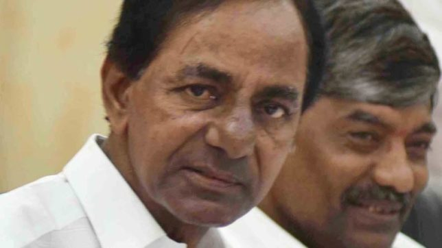 Telangana ready for legal battle with Centre over Muslim quota: CM KC Rao