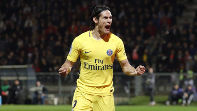PSG-striker-Edinson-Cavani-plays-football-for-passion-not-to-be-a-legend
