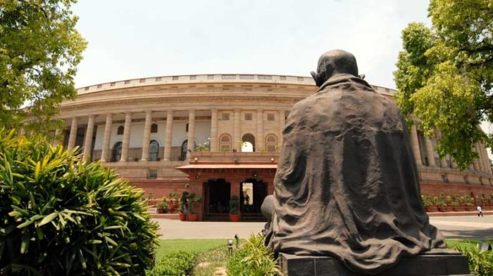 Winter session of Parliament likely to begin from December 15