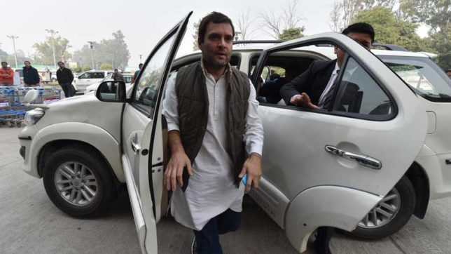 Rahul Gandhi to visit poll-bound Gujarat again for two days