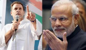 Rahul Gandhi takes a jibe at PM Modi over Hafiz Saeed; says hugplomacy failed, more hugs needed