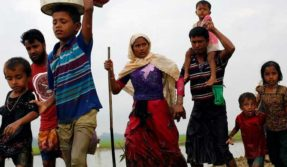 Myanmar's Rohingyas are targets of ethnic cleansing: US government