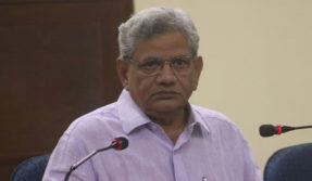 India still way behind, Moody's ratings mean nothing: Sitaram Yechury