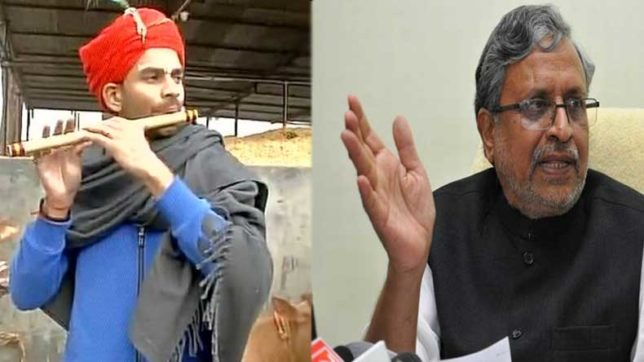 Bihar: Sushil Modi calls Lalu's son frustrated after Tej Pratap Yadav's marriage threat video goes viral