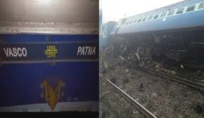 LIVE Updates - Vasco da Gama-Patna Express derailment: Fractured Railway track claims 3 lives, leaves 12 injured in UP's Banda