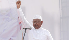 Anna Hazare announces new satyagraha; alleges BJP failed to prevent corruption