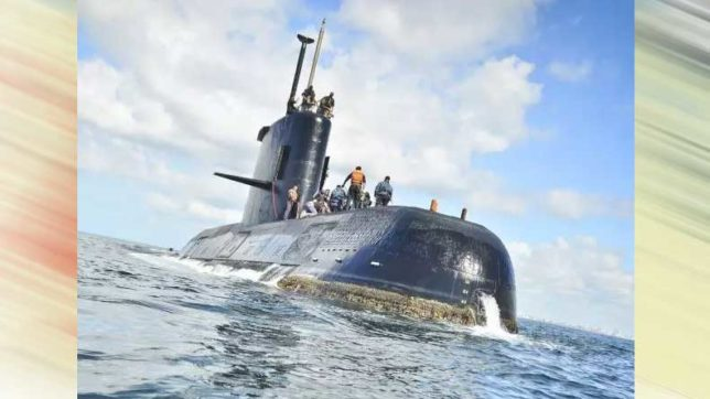 Search for missing Argentine submarine continues