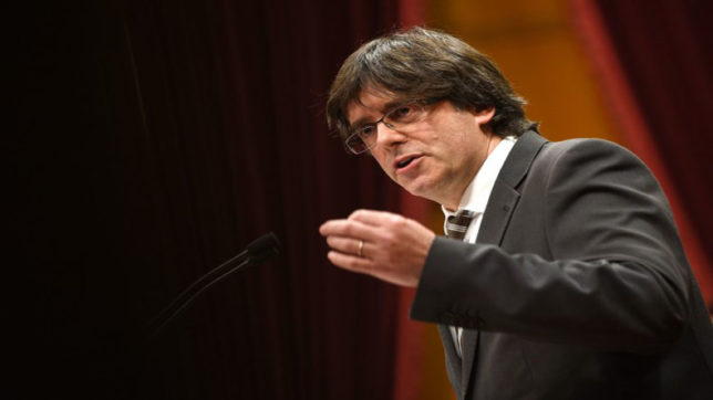 Ex-Catalonian leader Carles Puigdemont conditionally released