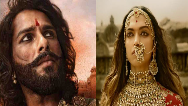 I choose to be optimistic: Shahid Kapoor on Padmavati row