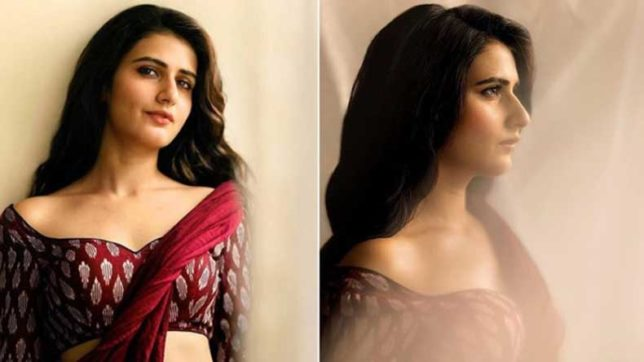 Fatima Sana Shaikh once again trolled for posting a picture in saree