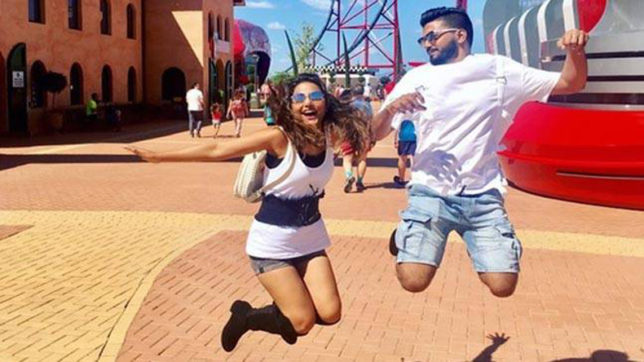 Bigg Boss 11: Hina Khan's boyfriend  Rocky Jaiswal writes an emotional post; asks haters to stop being blind