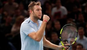 ATP Finals: Jack Sock defeats Alexander Zverev to set up a semifinal clash with Grigor Dimitrov