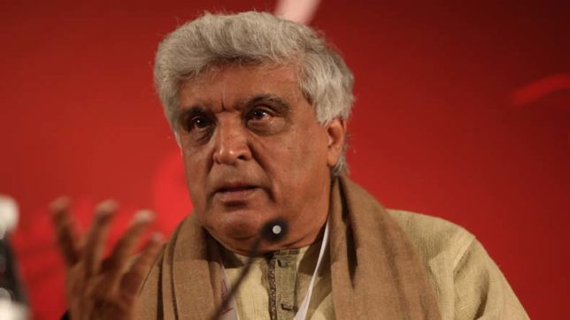 Padmavati controversy: FIR filed against lyricist Javed Akhtar for his remarks against Rajputs