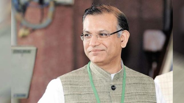 Paradise Papers: MoS Jayant Sinha clears the air on links with Omidyar in Appleby files