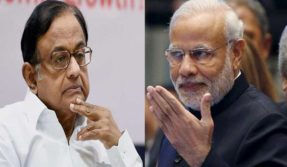Congress leader Chidambaram compares Modi government with UPA-II