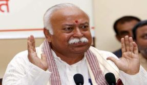 RSS chief Mohan Bhagwat raises temple pitch ahead of Gujarat polls