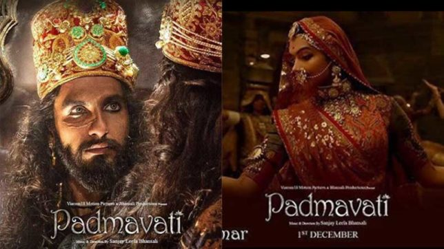Trouble for Padmavati escalates as Rajasthan theatre distributors withdraw their hands from the film