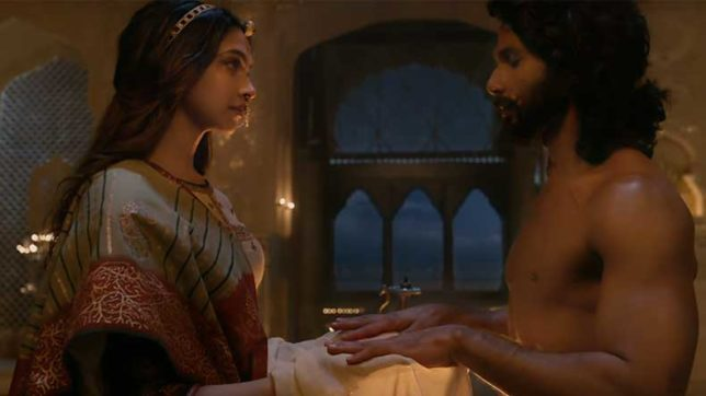 Padmavati song Ek Dil Ek Jaan: Deepika-Shahid's astounding chemistry makes you want more