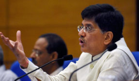 Not looking for huge funds in next Budget: Railways Minister Piyush Goyal