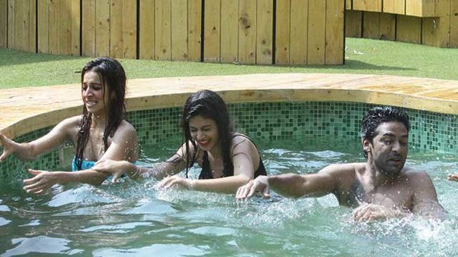 Bigg Boss 11: Girls turn up the heat in Bigg Boss house