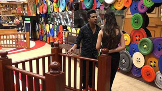Bigg Boss 11: Puneesh Sharma and Bandgi Kalra fight because of Hina Khan