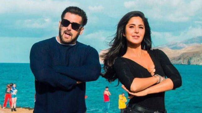 Tiger Zinda Hai: Swag Se Swagat song shows ravishing chemistry between Salman and Katrina