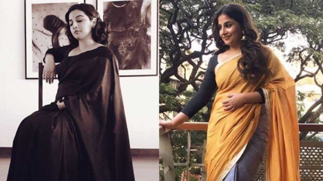 10 photos of Vidya Balan that prove why she can carry a saree like no one else