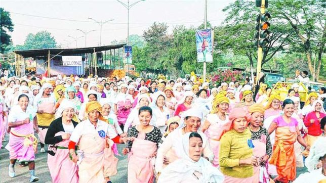 Manipur celebrates Women's War Day, pays homage to women freedom fighters