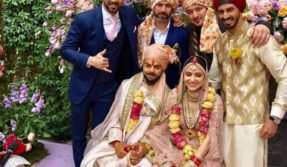 Virushka get hitched: Celebrities shower their blessings on the newly-wed