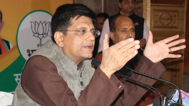 Piyush Goyal says railways studying dynamic pricing with discounts on tickets