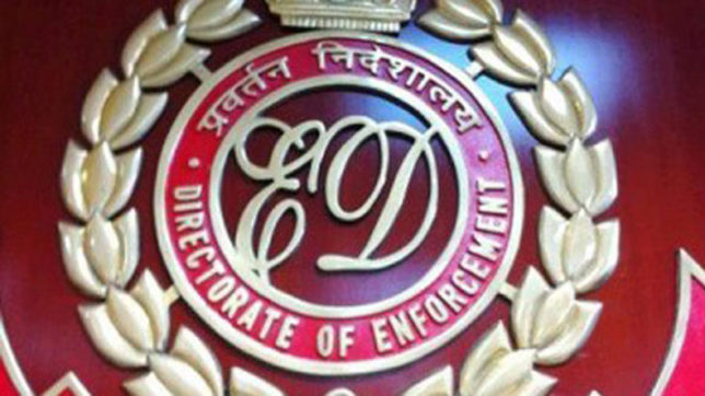 Enforcement Directorate seizes properties worth Rs 48 crore of Ahmedabad firm
