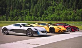 Are electric supercars ready to be the future of automobiles?