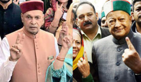 Himachal Pradesh Assembly Election results live updates 2017
