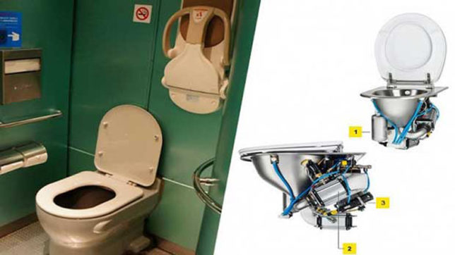 Indian railways to upgrade toilets to Aircraft-type bio-vacuum from January 2018