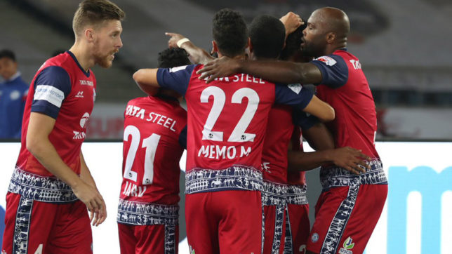 ISL 2017: Azuka hands Jamshedpur first victory of the season against Delhi Dynamos