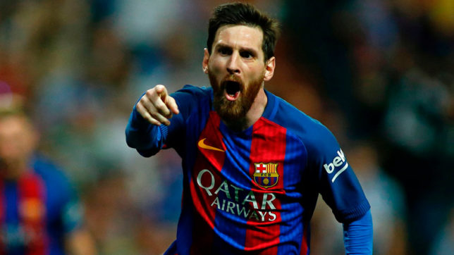 La Liga There are no adjectives to describe Lionel Messi, says Barcelona's Paco Alcacer