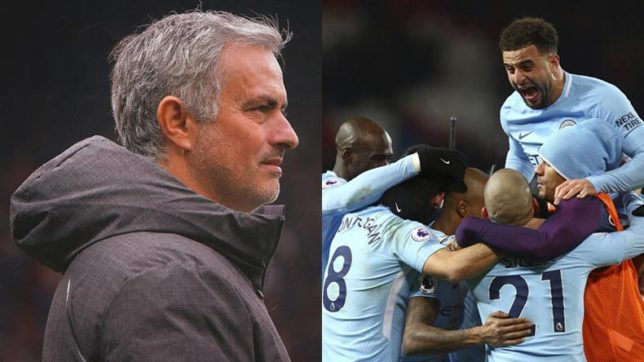 Manchester United devastated after derby defeat, Jose Mourinho concedes Premier League title