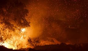 Thomas Fire: New evacuation issued for deadly wildfire in California