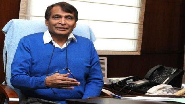 India not being blamed for collapse of WTO talks: Commerce Minister Suresh Prabhu