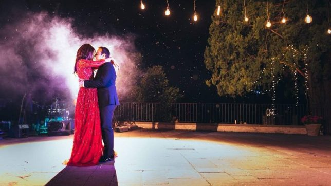 Actor Surveen Chawla shares photo of her husband