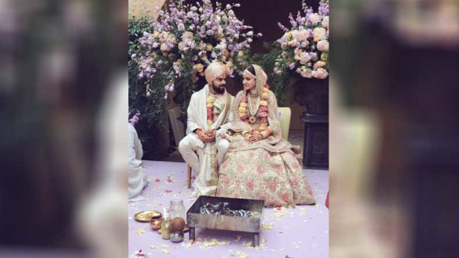 Virushka wedding: Watch Anushka Sharma's adorable 'vidaai' video