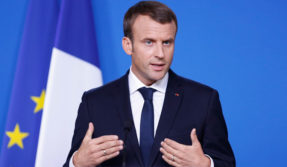World losing battle against global warming, says French President Emmanuel Macron