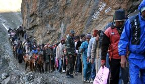 NGT prohibits chanting of 'mantras', 'jaikaras' at Amarnath shrine; Twitterati slam the move