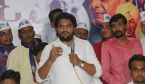 Hardik Patel leaving no stone unturned to rid Gujarat of BJP