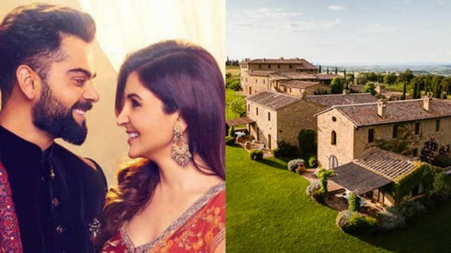 Virat-Anushka marriage venue: Pictures of Borgo Finocchieto will blow your mind