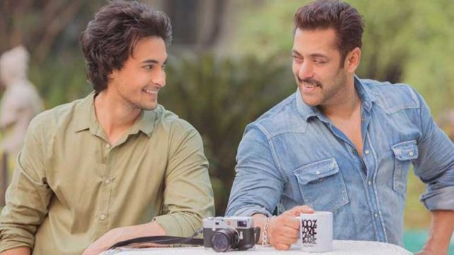 Loveratri: Salman Khan launches brother-in-law Aayush Sharma
