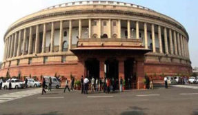 Rajya Sabha adjourned amid opposition sloganeering against PM Modi's remark