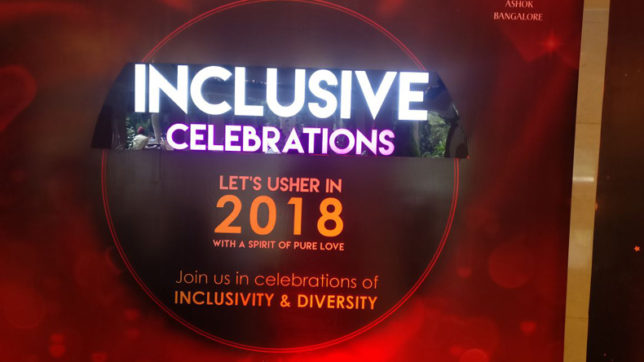 Bengaluru hotel to witness vibrant colours of LGBT community on Christmas eve